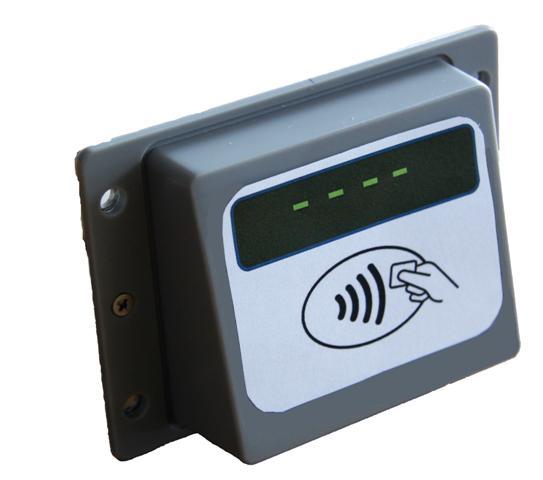 سامانه پرداخت RFID