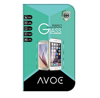 Avoc Full Cover Glass Screen Protector For Samsung Galaxy S5