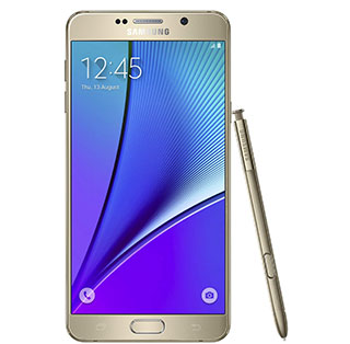Galaxy Note5 SM-N920CD