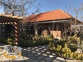 1600متر باغ ویلا در بکه شهریار