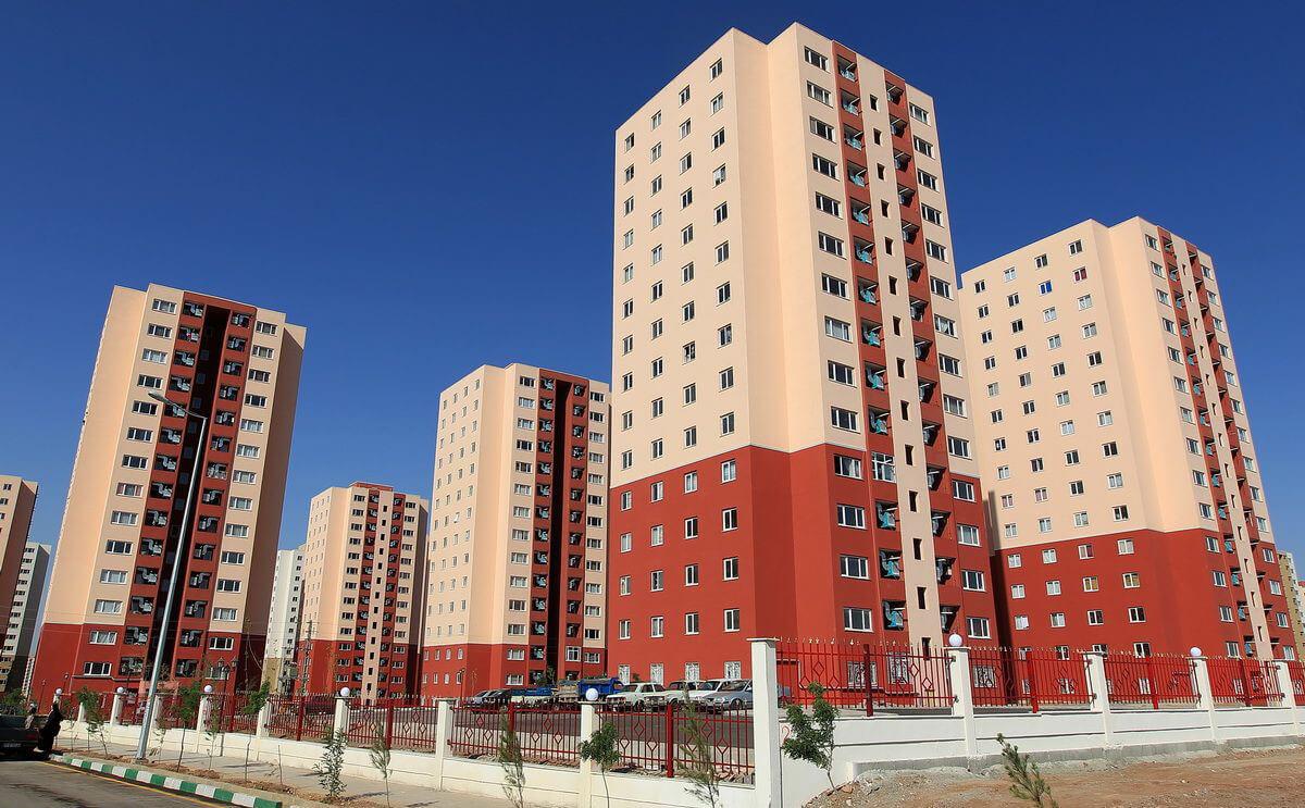 پایان زیر ساخت های مسکن مهر