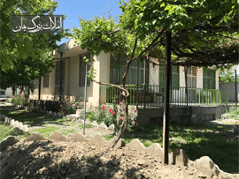 فروش باغ ویلا 1000متر در رزکان شهریار