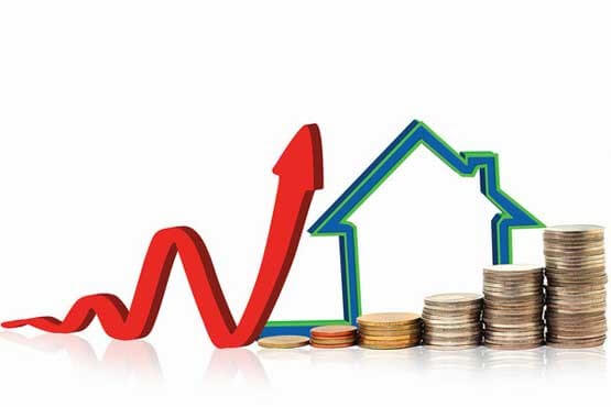 قیمت مسکن نسبت به مشابه سال قبل