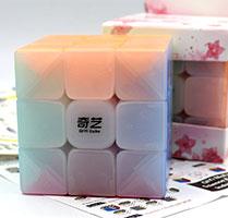 روبیک 3×3×3 ژله ای کای وای QiYi Warrior W Jelly