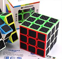 روبیک 3×3×3 کربنی مویو ام اف3 Moyu MF3 Carbon