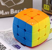 روبیک 3×3×3 35 میلیمتری وای جی YJ Mini Bread 3.5cm