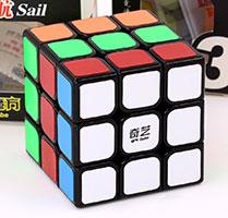 روبیک 3×3×3 کای وای سیل 56 میلیمتری QiYi Sail 5.6cm