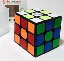 روبیک 3×3×3 کای وای تاندرکلپ ورژن2 QiYi THUNDERCLAP V2