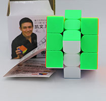 3-Unicornروبیک 3×3×3 یوکسین یونیکورن YuXin Unicorn