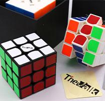 روبیک 3×3×3 کای وای واک3 QiYi Valk3