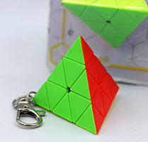 جاکلیدی روبیک هرم جیهویی JIEHUI Pyraminx keyholder