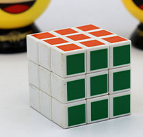 روبیک 3×3×3 مینی کیو بوی Cyclon Boys Mini Q-Boy