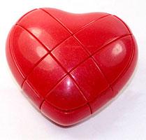 روبیک قلب 3×3×3 وای جی YJ Love Heart