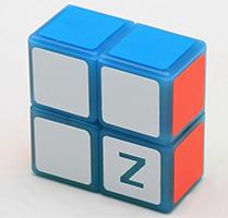 روبیک 2×2×1 زدکیوب Z-Cube 1x2x2