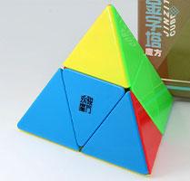 روبیک هرمی 2×2 وای جی YJ 2×2 Pyraminx