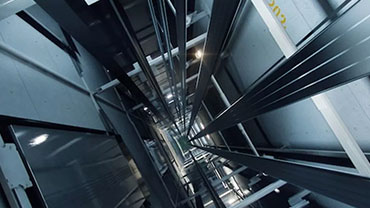 آسانسور در سازه