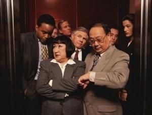 رفتار شما در آسانسور بیانگر چیست