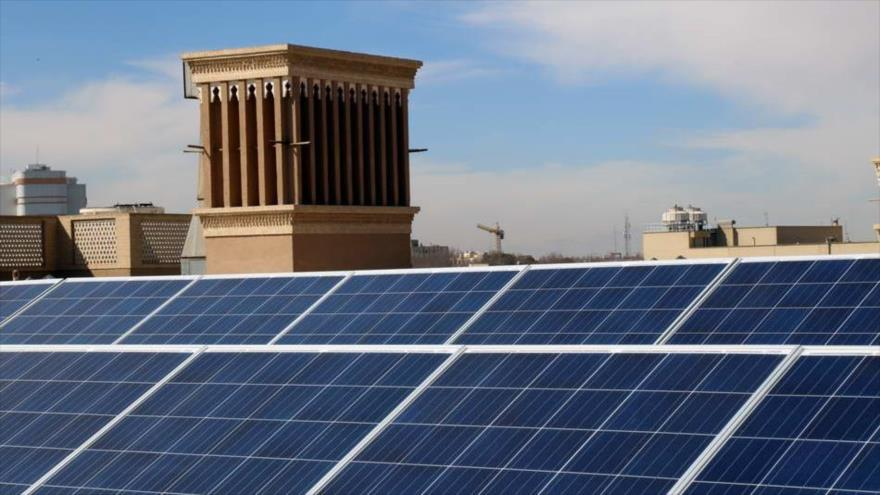 Shahid Sadooghi 7.5KW Solar Power Plant