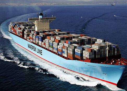 NVOCC container services from all points of the world to the ports in Iran