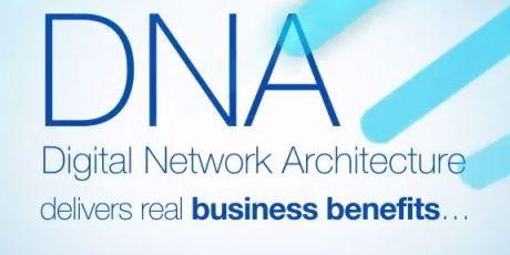 معماری جدید سیسکو DNA