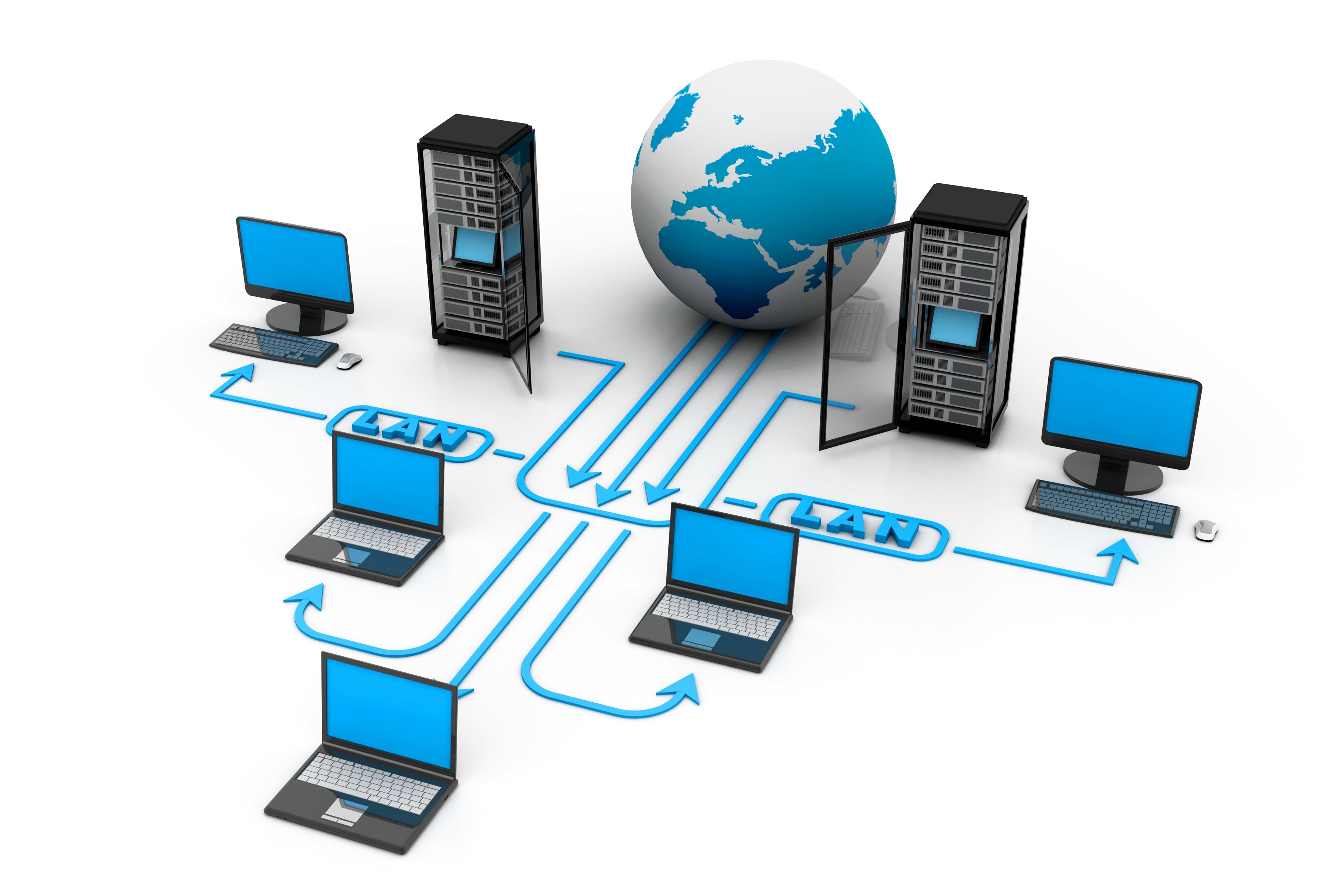 مقاله ای جامع درباره شبکه های کامپیوتری *Computer Network*