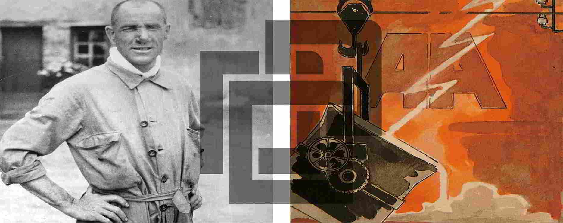 کمپانی فولادسازی دنیلی ایتالیا چگونه دنیلی شد!