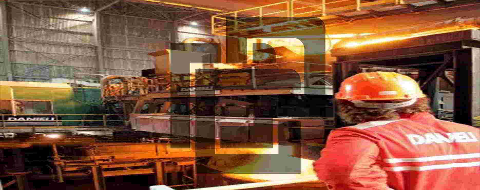 کمپانی فولاد سازی دنیلی در یک نگاه