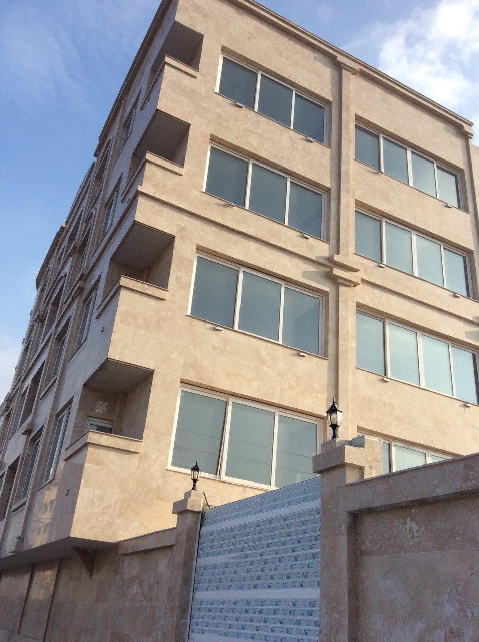 پروژه خیابان امیریه آسانسور 6 نفره 5 توقف