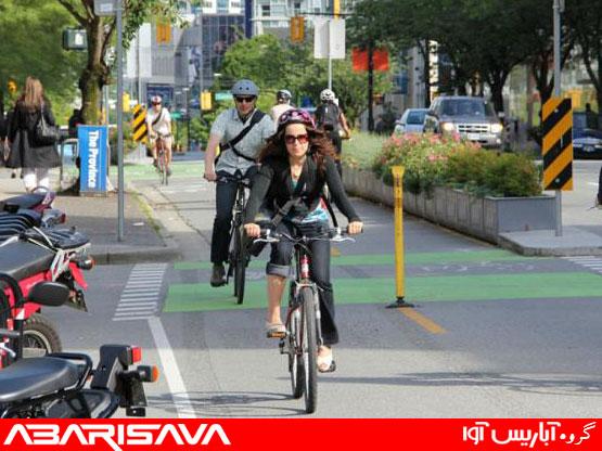 نیوزیلند؛ صدها دلار جایزه برای کارمندانی که از دوچرخه استفاده کنند.