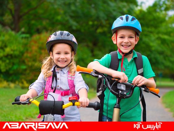 دوچرخه اولین دوست دوران کودکی