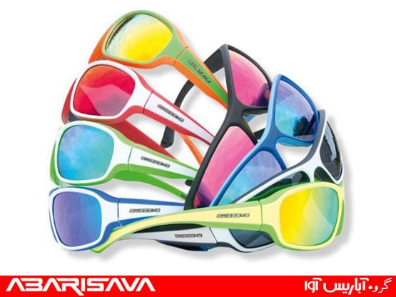 انواع عینک ورزشی