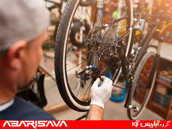 تعمیر و نوسازی دوچرخه های قدیمی