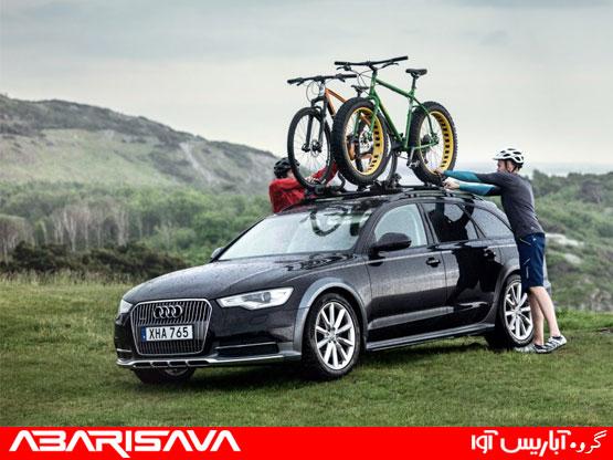 باربندهای مختلف برای حمل دوچرخه