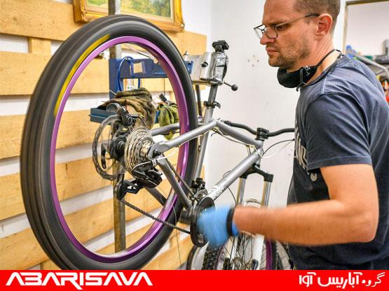 خرید و تعویض قطعات فنی دوچرخه