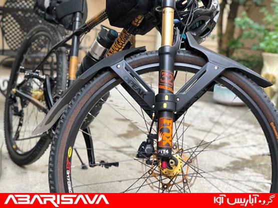 انواع گلگیر دوچرخه