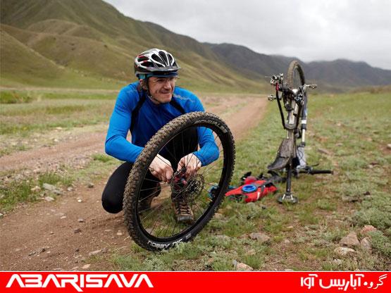 دوچرخه خود را تجهیز کنید