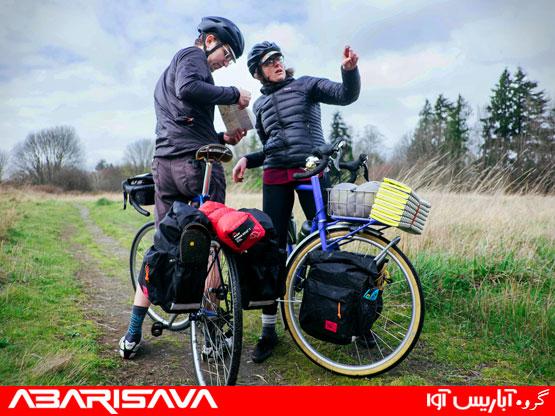 کمپینگ با دوچرخه