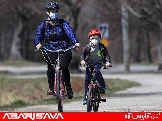 دوچرخه سواری و بالا بردن سیستم ایمنی بدن در کرونا