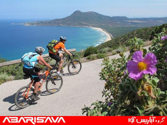 دوچرخه سواری در تعطیلات نوروز 1400