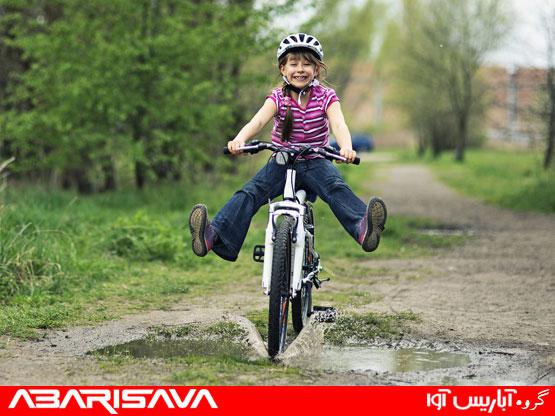آموزش دوچرخه سواری کودکان