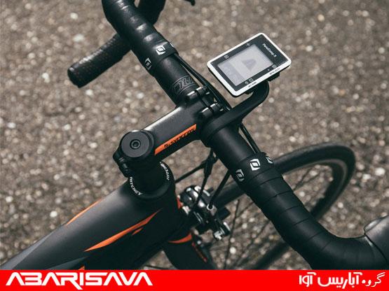 دوچرخه سواری با کیلومتر شمار