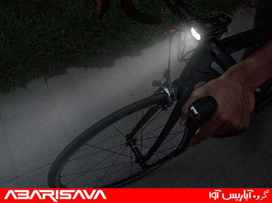 معرفی 3 مدل چراغ جلو دوچرخه برند تاپیک