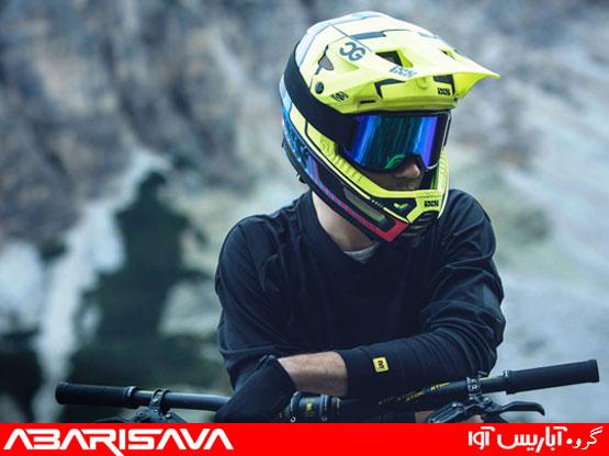 کلاه ایمنی دوچرخه سواری کوهستان