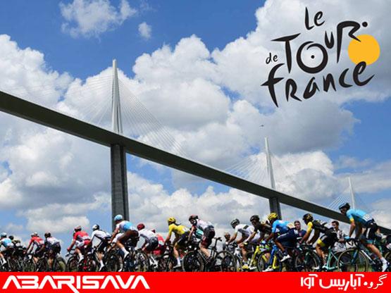 شركت در مسابقات تور دو فرانس چگونه بدن دوچرخهسواران را تغيير میدهد؟