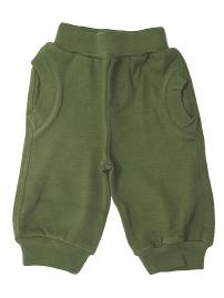 شلوار تک جیب دار سبز