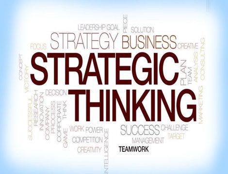 رابطه بین برنامه ریزی استراتژیک و تفکر استراتژیک
