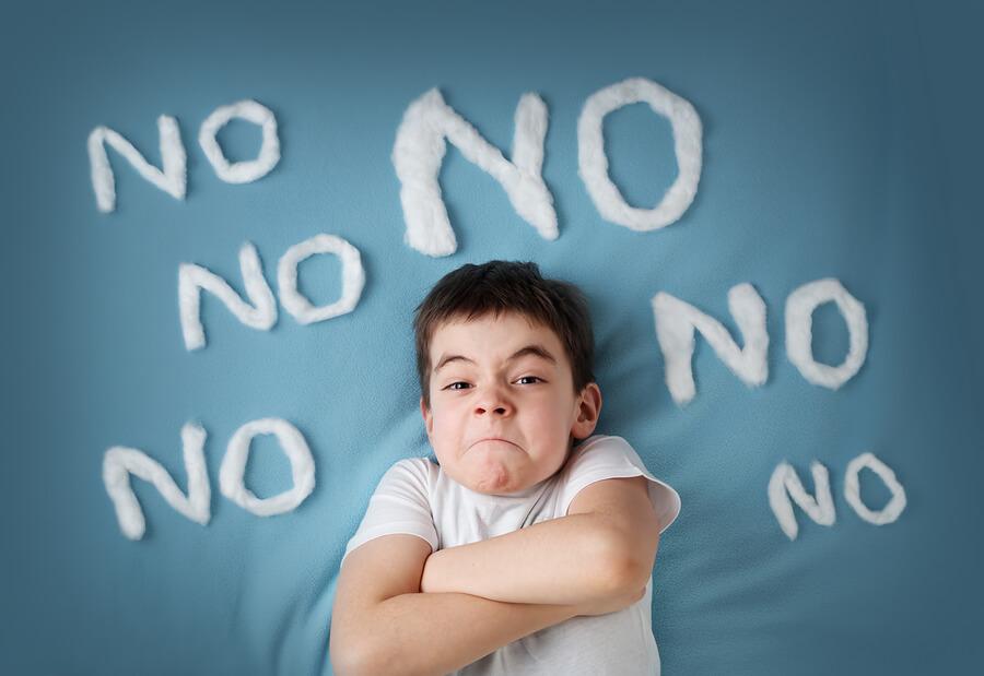 مهارت نه گفتن برای کودکان