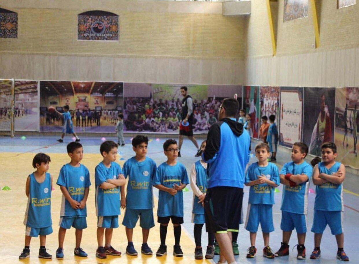 تمرینات ورزشی کودکان