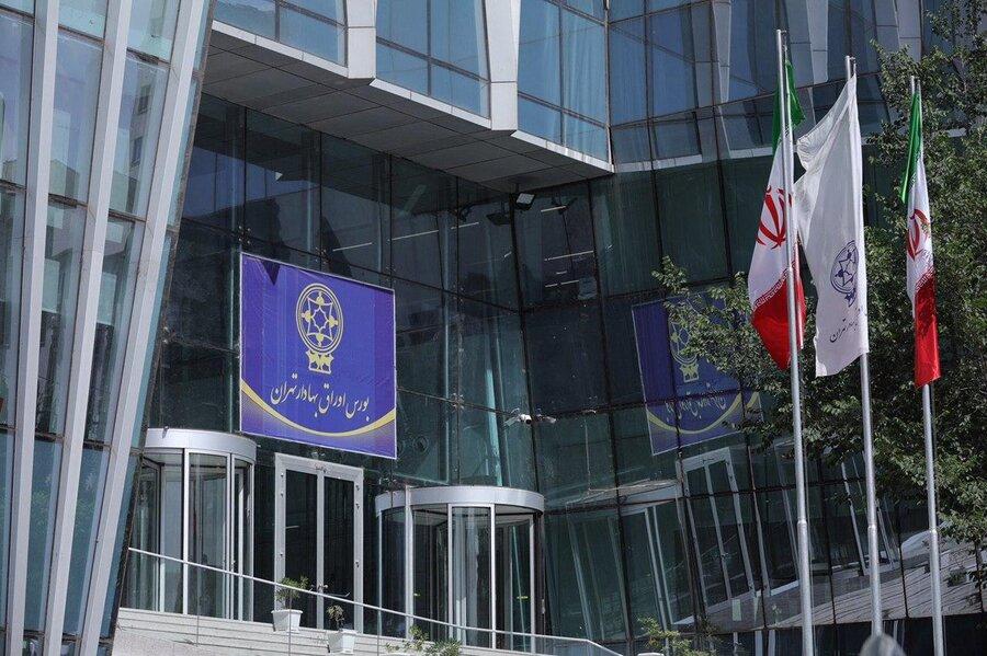 آخر هفته ۲۲ هزار میلیارد تومانی بورس تهران