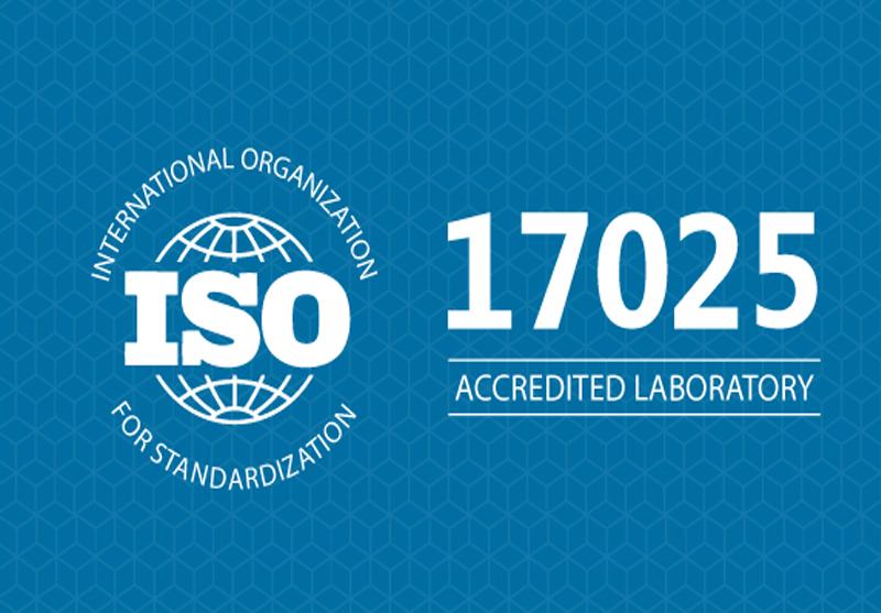 اعطا گواهینامه ایزو 17025 به آزمایشگاه آروین به زیست پارسیان